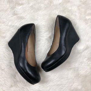Cathy Jean Heeled Wedges